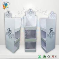 OEM Gift Wrapping Paper Display Countertop