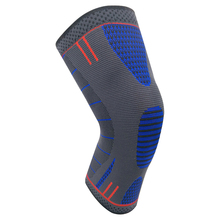 Nice Design Neoprene Black Style Adjustable Protective Running Hinged Knee Support