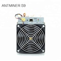 Second hand bitcoin mining machine Pre-order ANTMINER S9 WITH 189X BM 13.5Th/