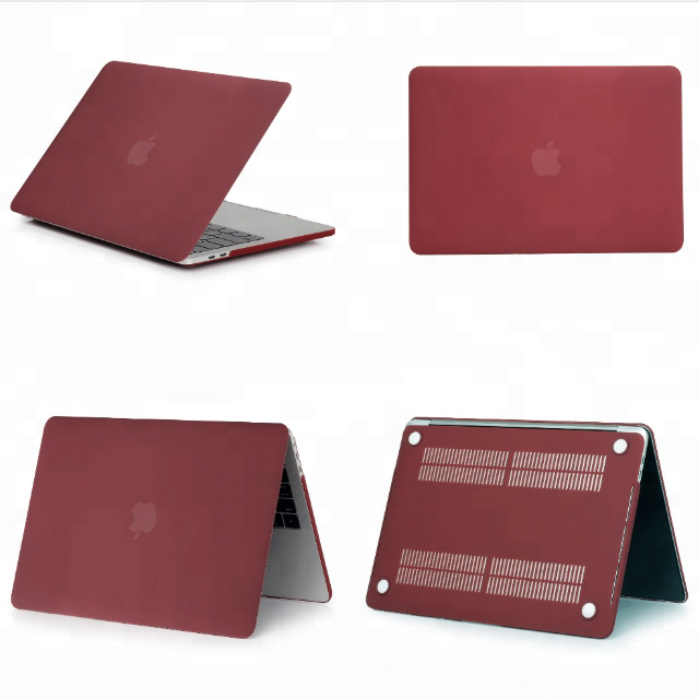 Matte laptop Case cover For Apple macbook Air Pro Retina 11 12 13 15 funda ordenador For Macbook pro 13.3 inch