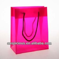 PVC coated Promotional Shopping Cotton Bag