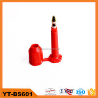 Double Tote Security Seal with Barcode Made in China