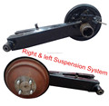 engine and petrol tricycle spare parts--suspension