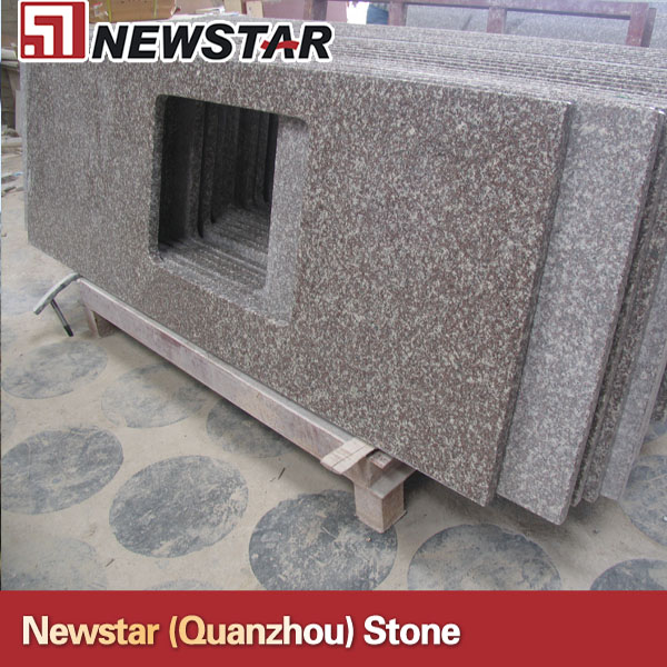 Newstar China granite counter tops