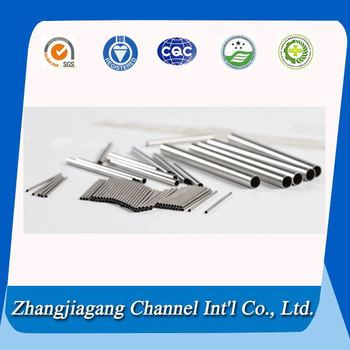 316ss stainless steel capillary tube for thermocouple protection