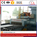 Spot supply stone shot blasting machine
