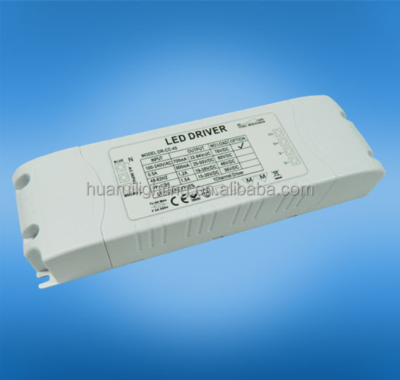 40w 100w triac dimmable led driver 12 volt dc for strip light