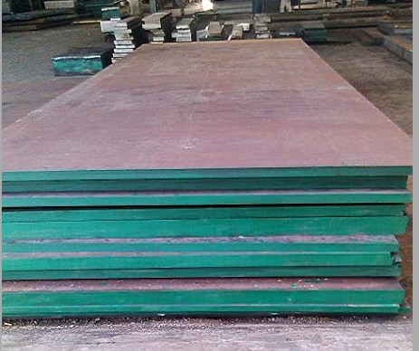 Black Surface Hot Rolled Structural Steel Sheet 4140 Alloy steel 42CrMo