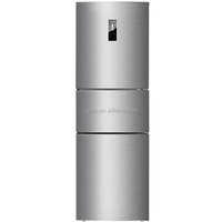 Three door frost free refrigerator domestic energy-saving refrigerator