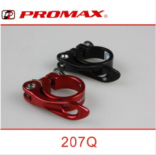 Promax 207Q Colorful Aluminum Alloy Bike Quick Release Seat Post Clamp