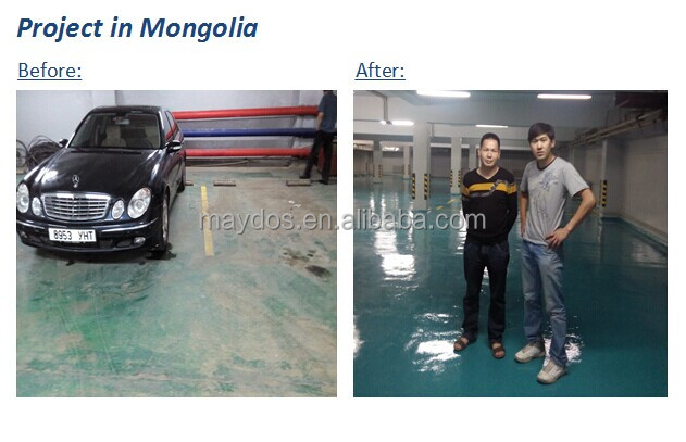 High Performance Coating! Maydos Self Leveling Epoxy Resin Floor Paint(China Top 5 Floor Paint Factory)
