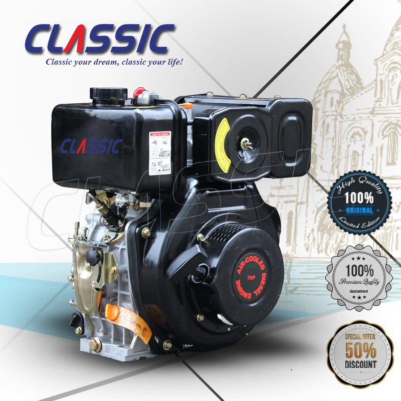 CLASSIC CHINA Single Cylinder Irrigation Diesel Engine,Small Diesel Engines For Sale,Diesel Engine Pump For Agriculture