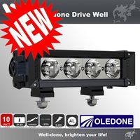 40W 9'' strong and tough appearance V10 series IP68 9-48V 50,000hrs LED Light Bar for Heavy Duty WD-4V10