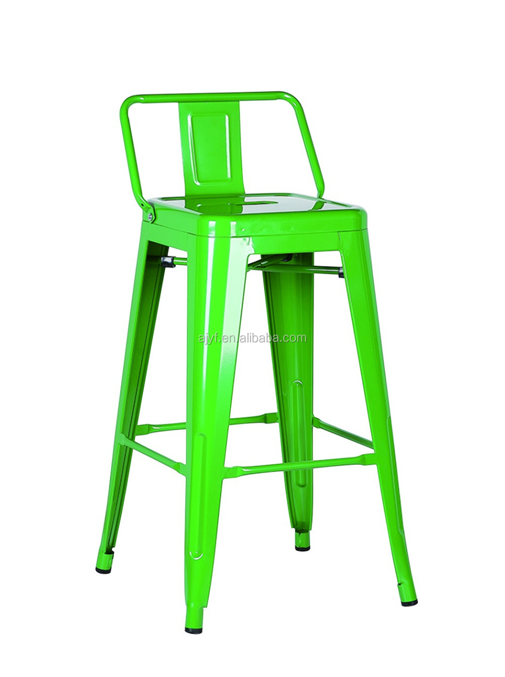 high metal barstool/bar chair