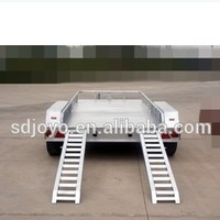 Joyo Professional Galvanized Car Transporting Trailer