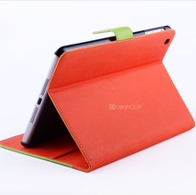 Snap-on flip stand case for apple laptop china mini ipad tablet accessories