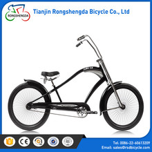 2017 China High Quality Artistic Adult Chopper Moto Bicycle / Beach Cruiser Bicycles
