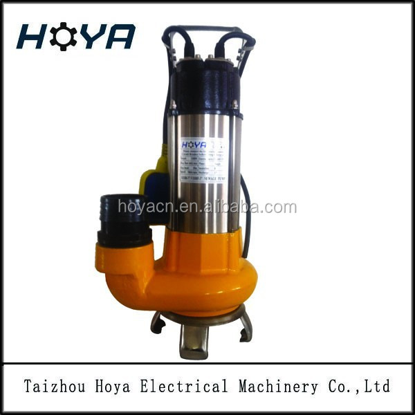 V1100F water pump home depot sewage submersible water pump