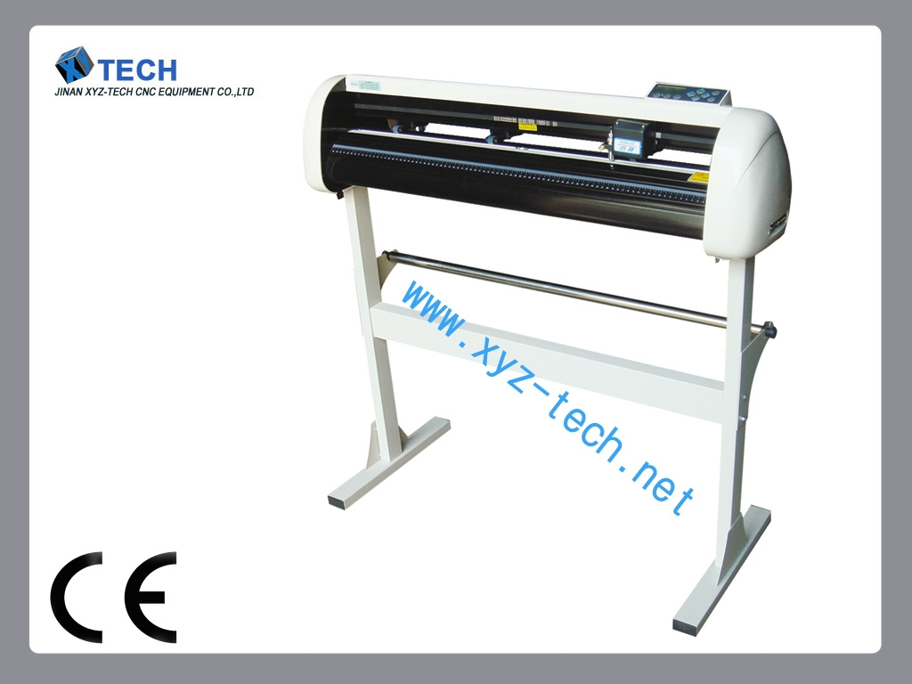 Hot sale High speed servo motor optionally vinyl cutting plotter
