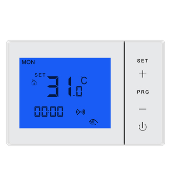 Water boiler thermostat digital for room heating
