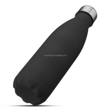 17oz Outdoor Sports Double Wall Vacuum Insulated Stainless Steel Water Bottle