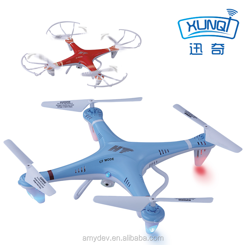 2.4G 4CH RC 6AXIS Quadcopter with Camera