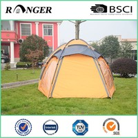 Wind Resistant Camping Family Tent From China