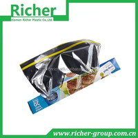 Ldpe ziplock plastic bags for food packing