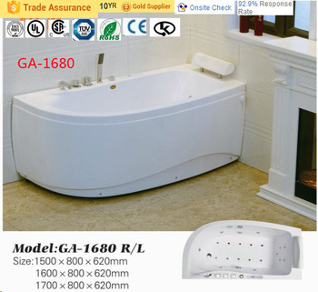 SPA GA-1680 massage bathtub