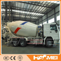 Hot sales in africa 10 wheelers concrete mixer truck for sale