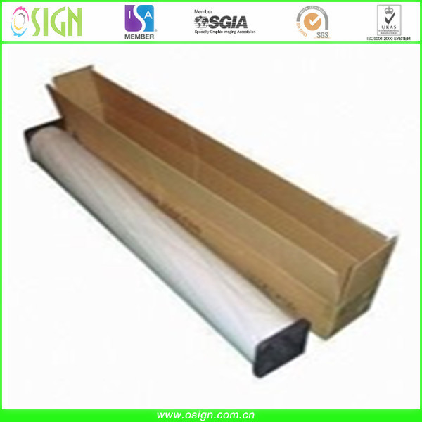 ECO-solvent printing PET backlit film