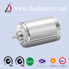 CL-RS545PH big starting torque small electric current rc plane brushed motor for LED luminous faucet