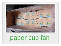 Double or single pe Paper cup die cutting machine(MB-CQ-850)