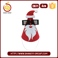 High quality newest products Christmas Santa hat