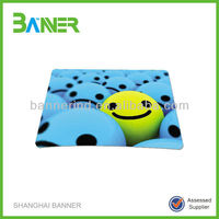 Promotion customized full printed cheap rubber neoprene mouse pad