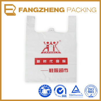 Wholesale folding plastic bag reusable shopping bags with logo