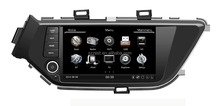 2016 touch screen 2 Din Car DVD GPS digital TV box BT Radio, FOR NISSAN Bluebird/