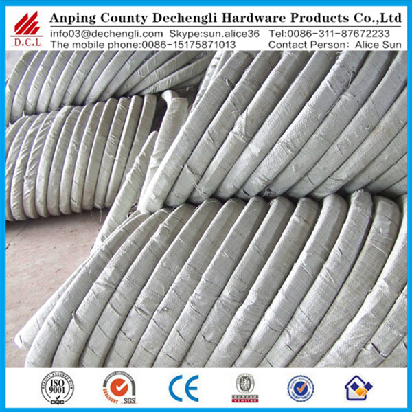 Chinese manufacturer ISO9001 factory oval wire for nail