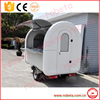 New model customized Mobile Ice Cream Food van
