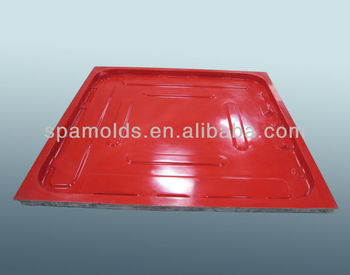 new mold for shower tray