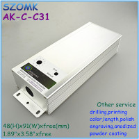 2014 New Aluminum Electronic Enclosure With