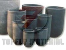 high quality china induction furnace graphite crucible