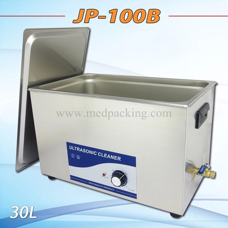 Ultrasonic cleaner JP-100B 500W metal automotive parts cleaning power upgrade 600w