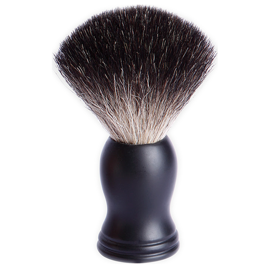SV-506 affordable makeup cosmetic badger mens' shaving good wooden handle beard brush