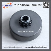 "Small Centrifugal 10T 1"" #40/41/420 1600 Series Go Kart Clutch"