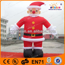 Newest Christmas inflatable advertising cartoon