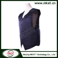 MKST646 Concealable Series Kevlar Bulletproof Vest Made In China , Bullet Proof Vest