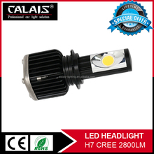 Hottest auto led head Lamps 60000H lifespan h4 used car sales