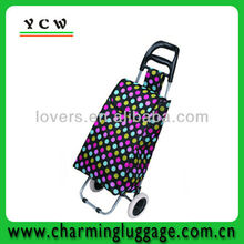 2012 best selling foldable shopping trolley bag