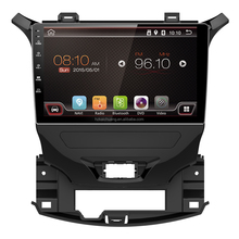 Car Radio Android 4.4 Chevrolet Cruze Car GPS Navigation System with 3G WIFI and Reverse Image for Route Navigation